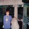 Donna Walking the Ship - Carnival Cruise Bahamas - NSP Convention  9-30 to 10-4, 1991