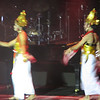Indonesian Crew Show - Two Guys Doing Female Dance