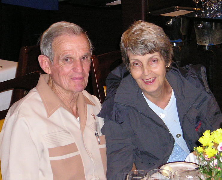Charlie and Louise Allred