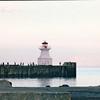 Cape Tormentine Lighthouse, New Brunswick, Canada  8-26-97