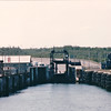 Dock at Caribou, Nova Scotia, Canada  8-28-97
