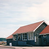 Gift Shop to Left of Hector Heritage Quay Museum - Pictou, Nova Scotia, Canada  8-28-97