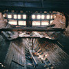 Below Deck of Hector Heritage Quay - Pictou, Nova Scotia, Canada  8-28-97