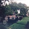 Beginning Walk Through Lovely Gardens - Kensington Towers and Water Gardens - Kensington, PEI, Canada  8-27-97