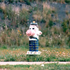 Water Hydrant Near New Glasgow at Stop-off on Hwy. 104 on way to Cape Breton - Nova Scotia, Canada  8-29-97