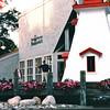 Randal Waving at New Brunswick Provincial Welcome Center  8-24-97