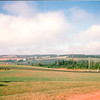 Rolling Hills - Drive From Kensington to Cavendish, PEI, Canada  8-27-97