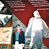 Alexander Graham Bell, The Inventor - Baddeck, Cape Breton, Nova Scotia, Canada  8-29-97