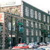 Interesting Architecture in Old Building- Halifax, Nova Scotia, Canada  8-31-97