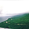 On the Cabot Trail - Cape Breton, Nova Scotia, Canada  8-29-97