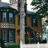 King George Inn - Annapolis Royal, Nova Scotia, Canada  9-1-97<br /> Our place for the night.  This town contains over 150 heritage buildings, including the oldest wooden house in Canada.