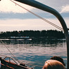 "Boat Sighted - S/V ""Cory"" - St. Andrews by the Sea, New Brunswick, Canada  8-25-97"