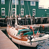 Tarka, Sailing Vessel From Philadelphia, PA- Halifax, Nova Scotia, Canada  8-31-97
