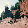 The Hopewell Rocks at Hopewell Cape, New Brunswick, Canada  8-26-97<br /> Truly magnificent sight to see!