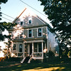 "Quaco Inn - Our Room Was 2nd Floor Back Two Windows - St. Martins, New Brunswick, Canada  8-25-97<br /> Originally St. Martins was called ""Quaco,"" a Micmac name meaning the ""Haunt of the Hooded Seals.""  Thus when deciding what to name the first inn in St. Martins, ""The Quaco Inn"" was chosen."