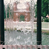 A View Through the Waterfall - Kensington Towers and Water Gardens - Kensington, PEI, Canada  8-27-97