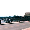 View of the Wharf - Pictou, Nova Scotia, Canada  8-28-97