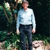 Randal Outside Centennial Botanical Observatory - Thunder Bay, Ontario, Canada  6-3-99