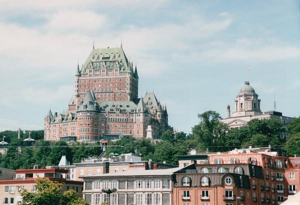 Canadian Cruise on Holland America - Nature's Sunshine Award Trip