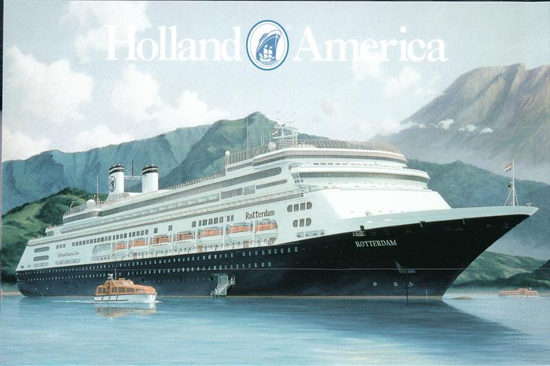 Nature's Sunshine Award Trip - Holland America New England & Canada Cruise - June 21 to 28, 2003