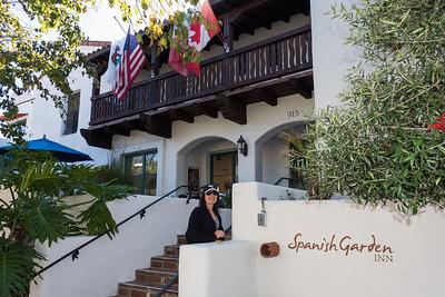 Spanish Garden Inn, Santa Barbara