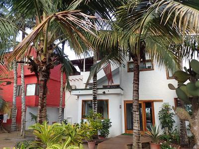Casa Marita hotel on Isabela Island