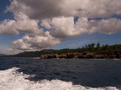 Guam Diving 2009