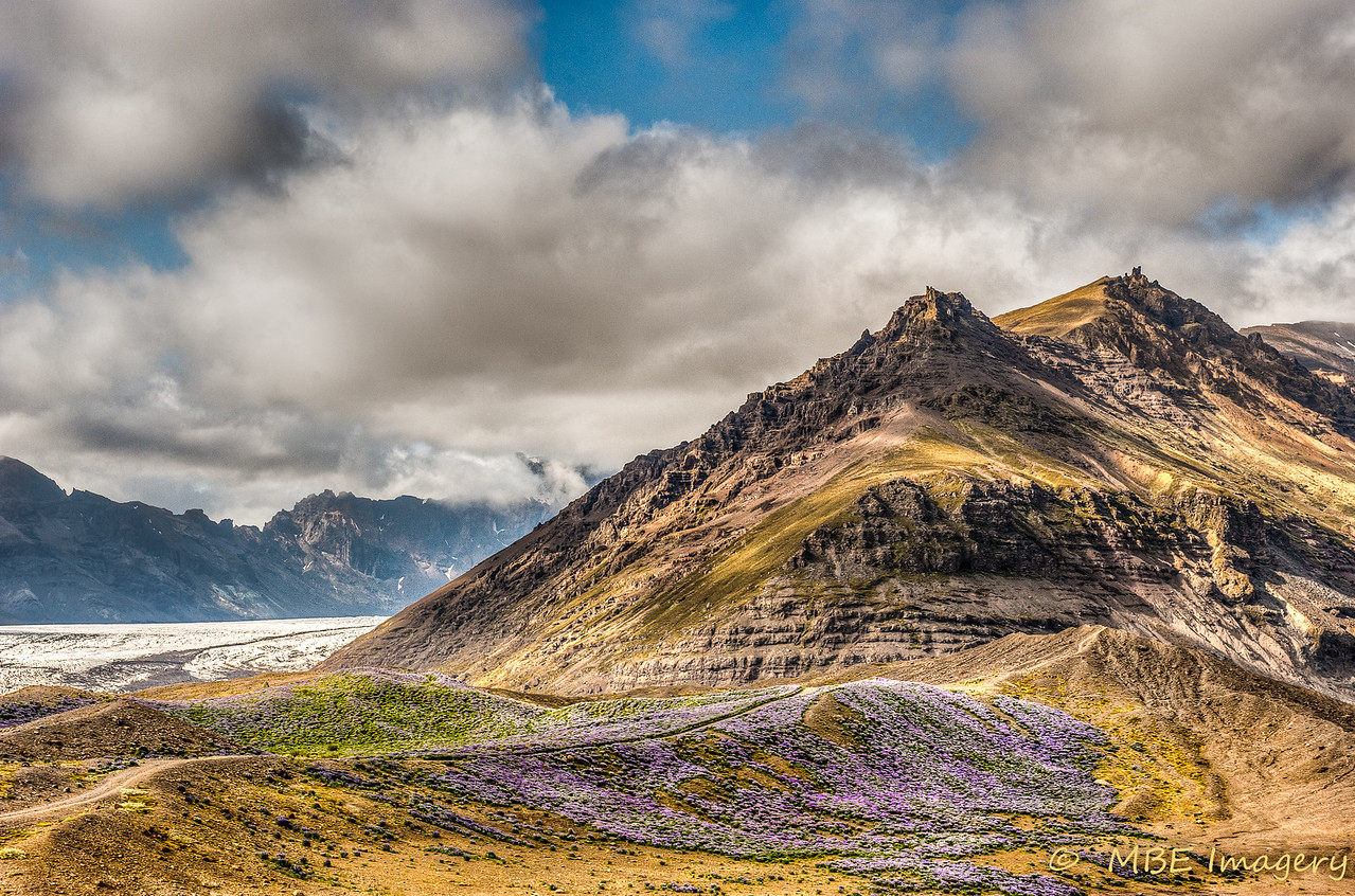 Skaftafell National Park Glaciers