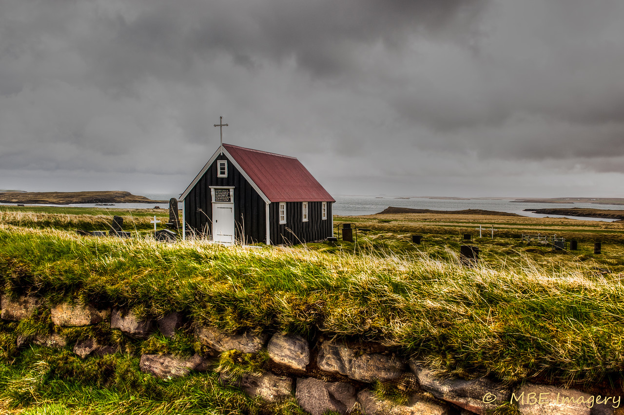 Farmer Hildibrandur´s Ancient Church