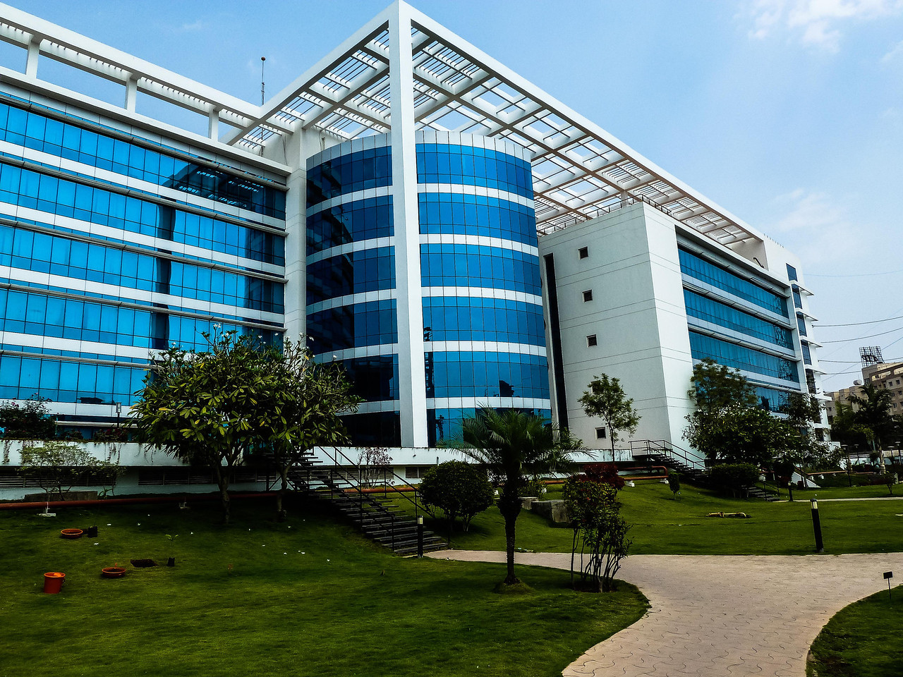 One of Cognizant's offices