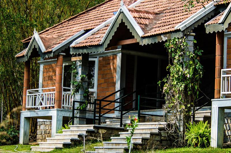 My cottage at Kabini River Lodge