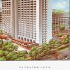 Postcard:  Petaling Jaya Hilton - Kuala Lumpar, Malaysia  7-23-94