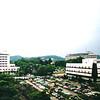 View From Our Balcony - P.J. Hilton Hotel - Kuala Lumpar, Malaysia  7-23-94