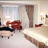 Randal in Our Room - P.J. Hilton Hotel - Kuala Lumpar, Malaysia  7-23-94