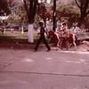 Park Scene Pony Ride - Mexico City - 5/8-12/83