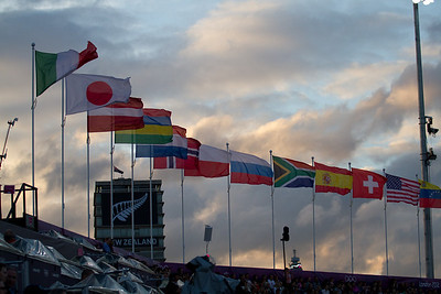 More London 2012 Olympics