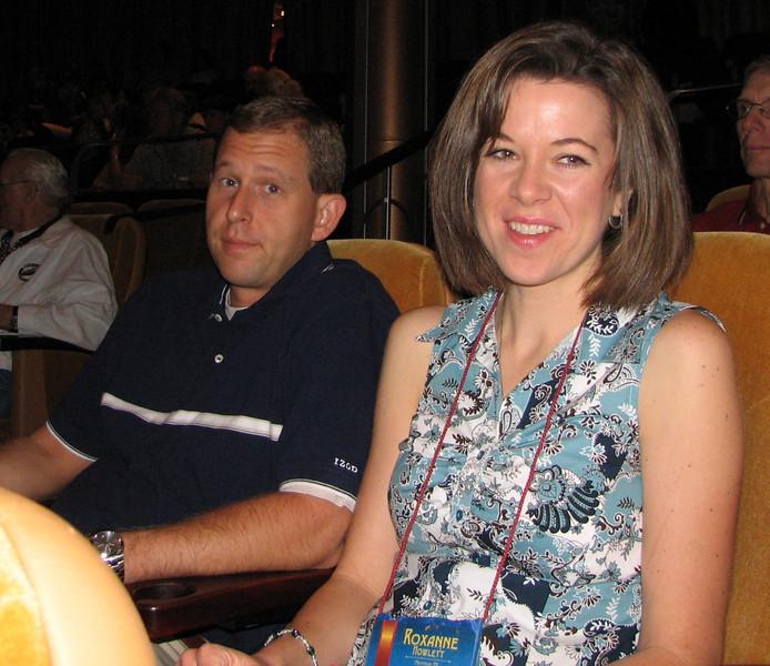 John and Roxanne Howlett - General Session