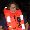 Donna With Ship's High Fashion Life Vest