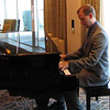 John Howlett Playing Piano