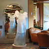 Champagne Bar Sculpture