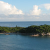 View From Balcony Anchored Off The Coast of Labadee, Haiti_2
