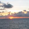 Sonrise On The Ocean Horizon