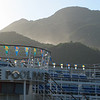Morning Mist In The Hills of Labadee