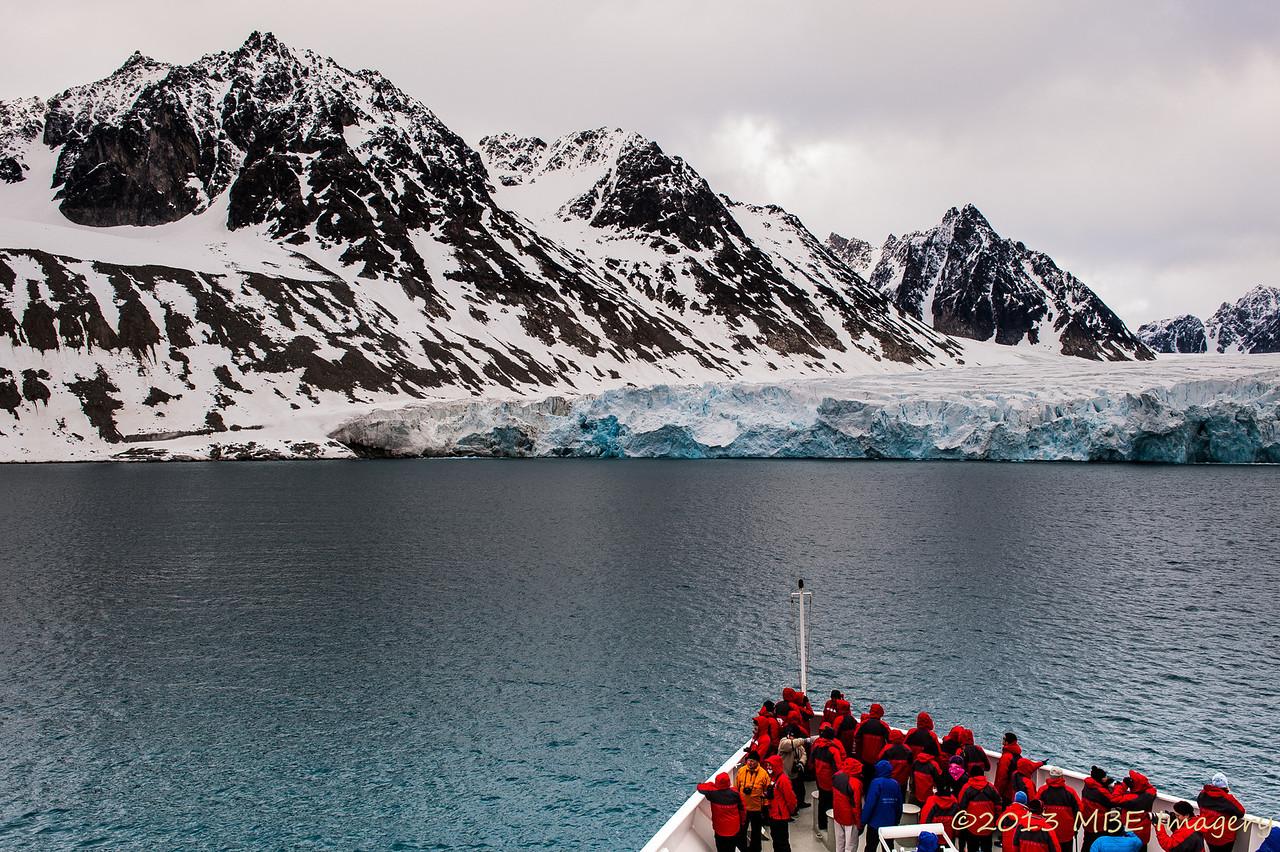 Glacier Viewing