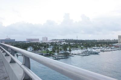 Photos From Paradise Island Bridge - Nassau, Bahamas