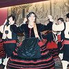 Flamenco Ballet - TAC Trip to Madrid, Spain - May 3-9, 1990