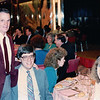 Charlie Allred, Randal and Donna at Welcome Banquet - TAC Trip to Madrid, Spain - May 3-9, 1990