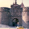 Gate to Toledo, Spain - TAC Trip to Madrid, Spain - May 3-9, 1990