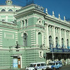 Scenes in St. Petersburg, Russia