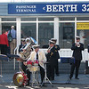 Off for Tour of St. Petersburg, Russia - Port Band